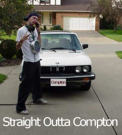 Straight Outta Compton Website #1 Source For Ghetto Suburban Thugs